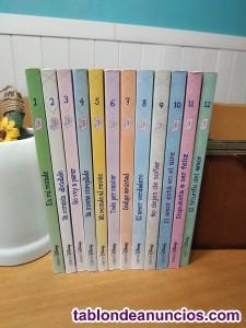Colección novelas violetta