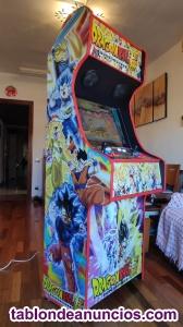 Dragon ball, cemtro multimedia arcade