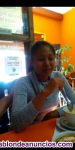 Profesora nativa ingles con tefl