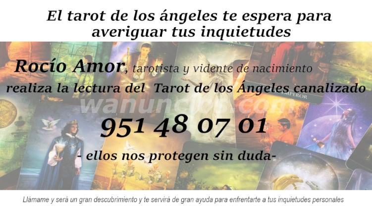 Tarot de los ángeles y videncia - Madrid