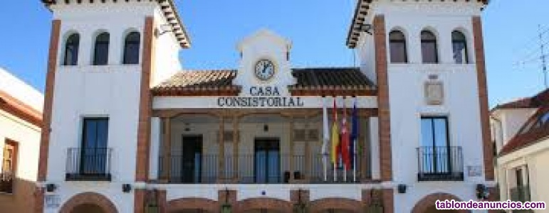Temario conserje ayuntamiento de pinto