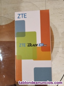 Vendo móvil zte nuevo a estrenar