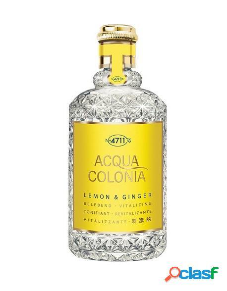 4711 Lemon and Ginger Cologne 170ml