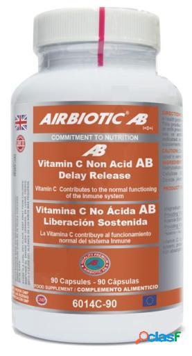 Airbiotic Vitamina C No Ácida Liberación sostenida 90