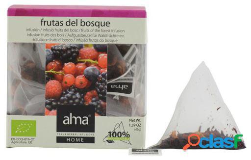 Alma Home Frutas del Bosque Eco 15 Bolsitas 45 gr