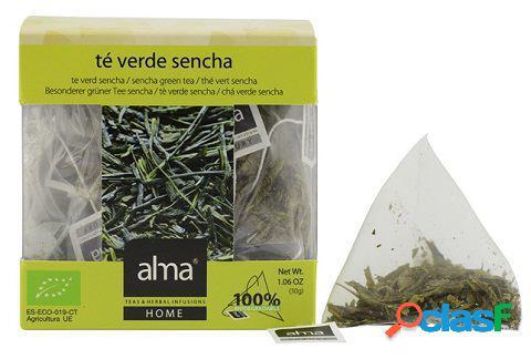 Alma Home Te Verde Sencha 15 Bolsitas 30 gr