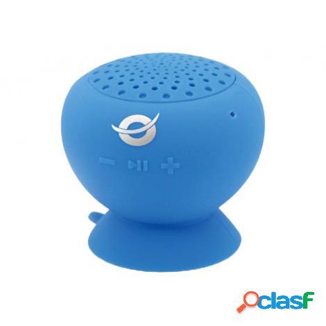 Altavoz Bluetooth Conceptronic Impermeable 3W con Ventosa