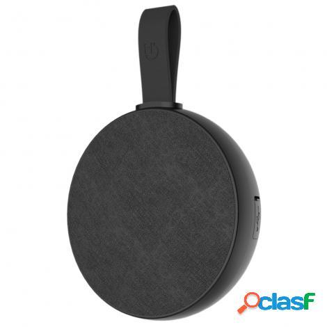 Altavoz Bluetooth Hiditec Urban ROK S 3W IPX5 Black