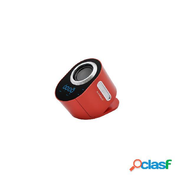 Altavoz Portátil - Sunstech SPCBT750 Bluetooth Rojo