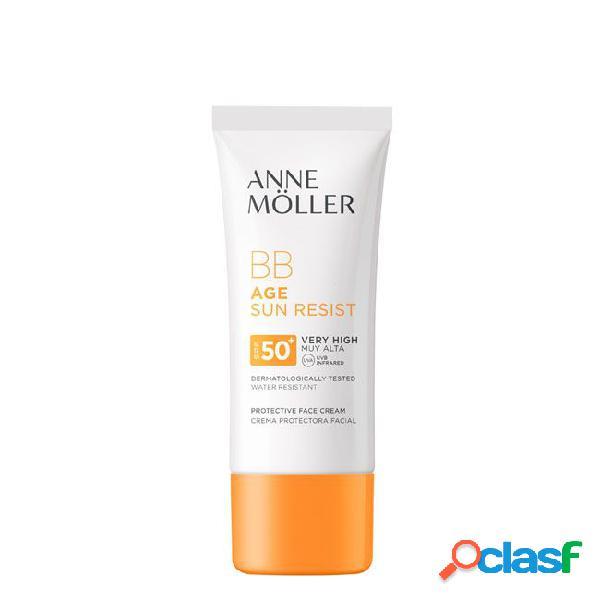 Anne Moller BB Age Sun Resist Protective Face Cream SPF50+