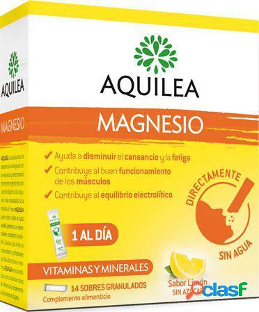 Aquilea Magnesio Granulado 34 Sobres
