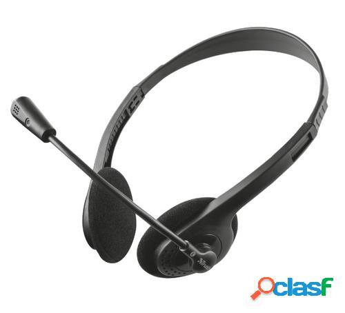 Auriculares Con Micrófono Trust Ziva Chat