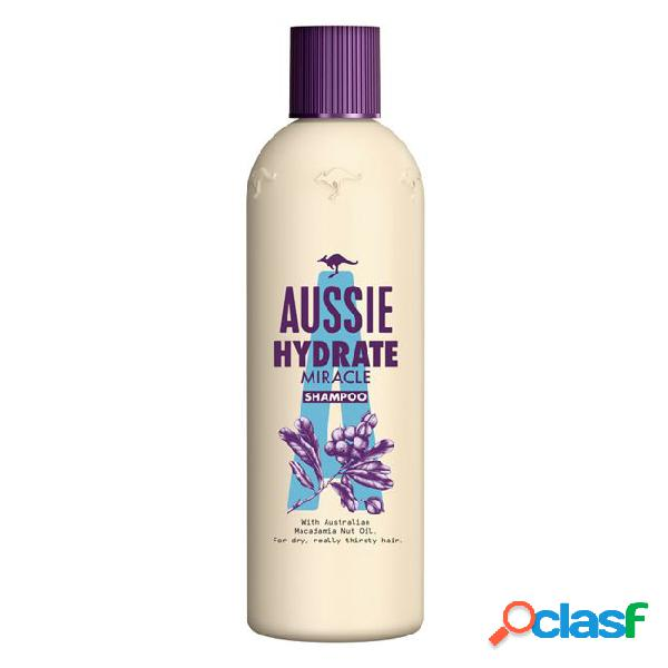 Aussie Hydrate Miracle Shampoo 300ml