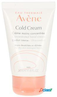 Avene Crema de manos concentrada Cold Cream 50 ml