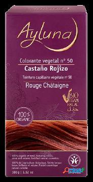 Ayluna Colorante Vegetal 100 gr 90 Rojo Burdeos