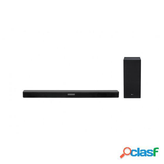 Barra de Sonido LG SK5 2.1 Bluetooth