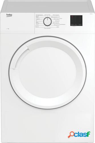 Beko DA7011PA secadora Independiente Carga frontal Blanco 7