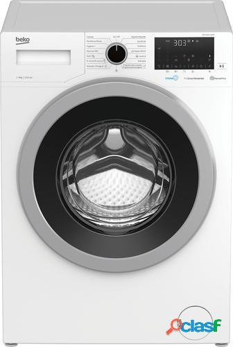Beko WMY 81283 LMB4R lavadora Independiente Carga frontal