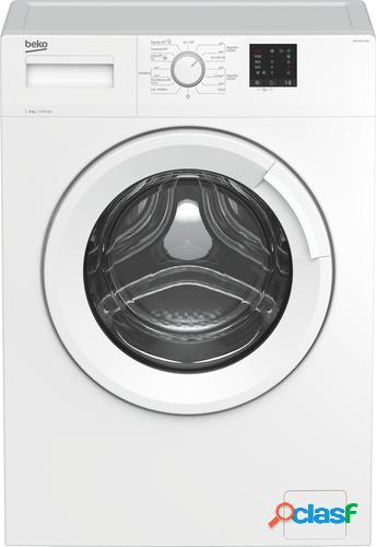 Beko WRV 6611 BWR lavadora Independiente Carga frontal