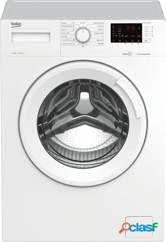 Beko WTA 9612 XSWR lavadora Independiente Carga frontal