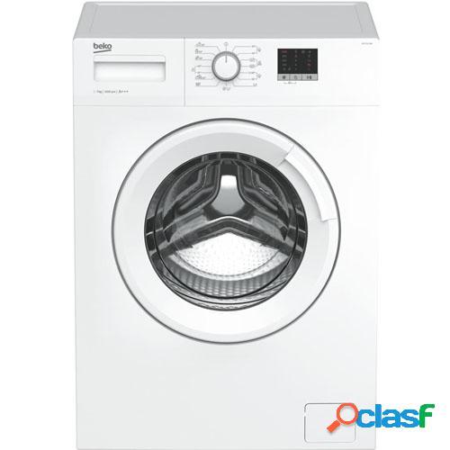 Beko WTE 7511 BW lavadora Independiente Carga frontal Blanco