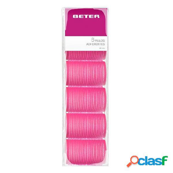 Beter Velcro Hair Rollers 44mm x6