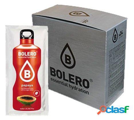 Bolero Hidratación esencial con Stevia 24 Uds Rosa