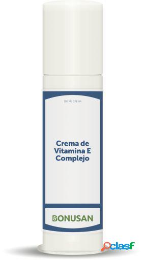 Bonusan Crema de Vitamina E Complejo 100 ml 100 ml