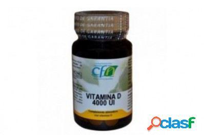CFN Vitamina D 4000 UI 60 Comprimidos