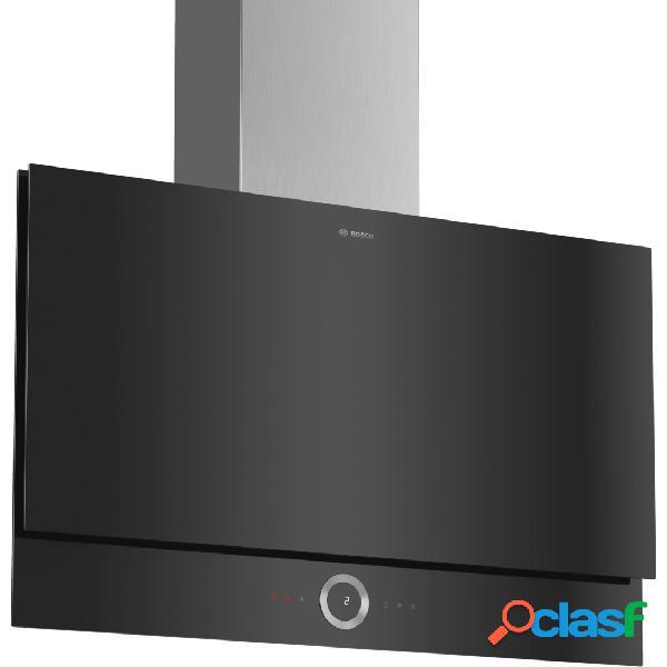 Campana Decorativa - Bosch DWF97RV60 Eficiencia A Negro
