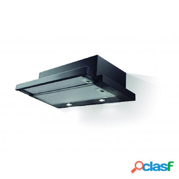 Campana Telescópica - Mepamsa Superline Glass 60 Negro