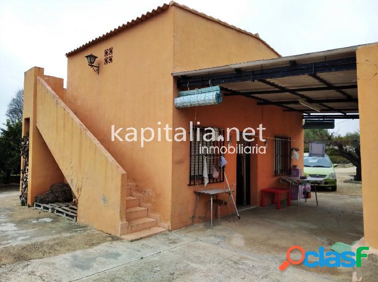 Casa de campo a la venta en Ontinyent, zona Camino Real De
