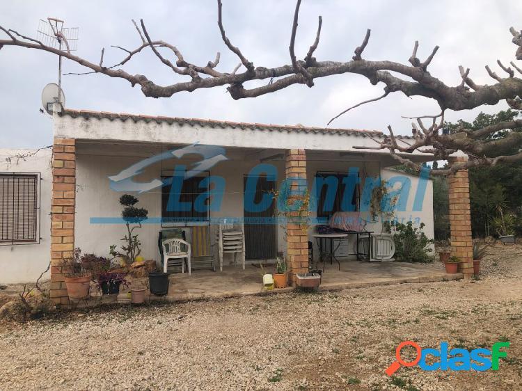 Casa de campo en venta en Roquetes. Inmobiliaria Tortosa
