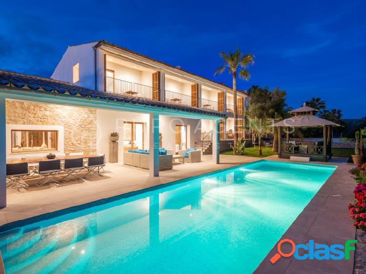Casa de pueblo en venta en Calviá. Inmobiliaria Mallorca