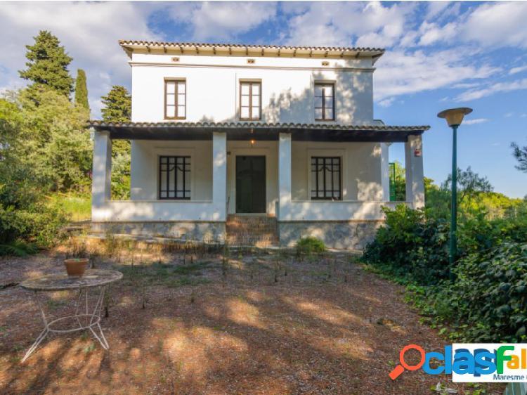Casa o chalet independiente en venta en Cabrera de Mar