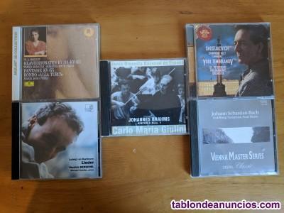Cd varios de musica clasica