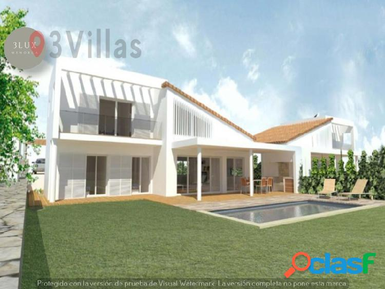 Chalet 3 habitaciones, Duplex Venta Es Mercadal