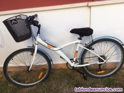 Chollo bicicleta paseo/marchas.