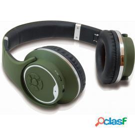Conceptronic Auriculares/Altavoz Inalámbrico Bluetooth
