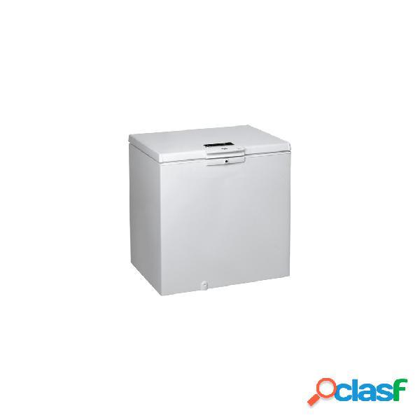 Congelador Arcón - Whirlpool WHE2535FO Eficiencia A+ Blanco