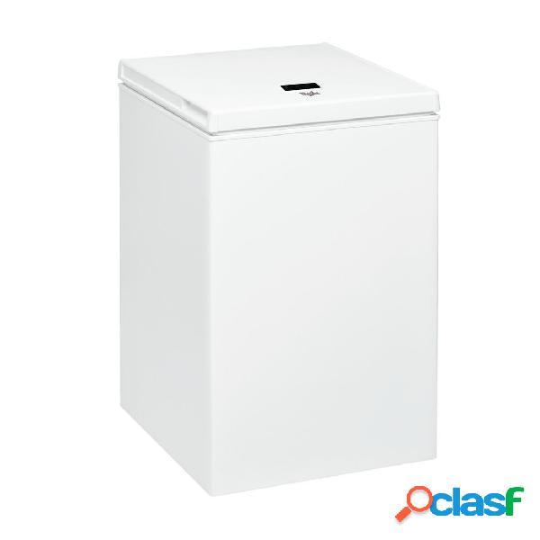 Congelador Arcón - Whirpool WH1410 E2 57 3cm 133 litros