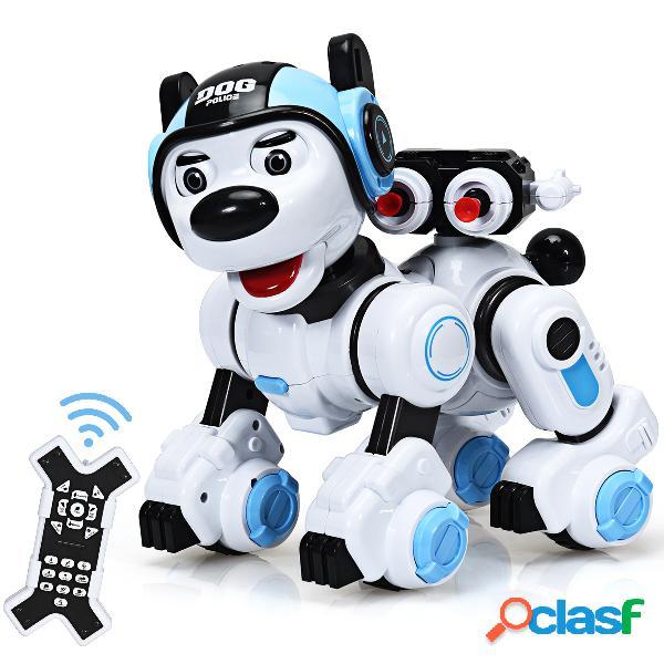 Costway Robot de Perro para Niños Robot Inteligente con