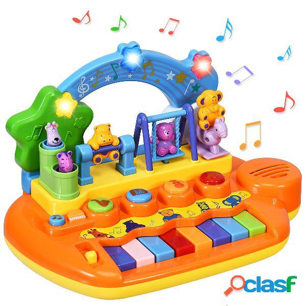 Costway Teclado Juguete para Niños Piano Electrónico