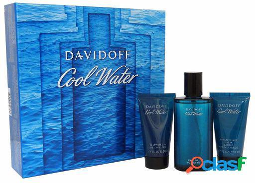 Davidoff Cool Water Lote 3 Pz