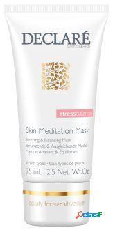 Declare Máscara meditativa para equilibrar el estrés de la