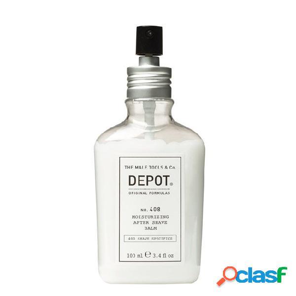 Depot # 408 Bálsamo para después del afeitado hidratante