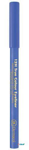 Dermacol Delineador 12H True Colour N 02 Azul Eléctrico