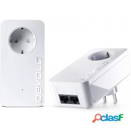 Devolo dLAN 550 Duo+ Starter Kit PLC Adaptador Powerline