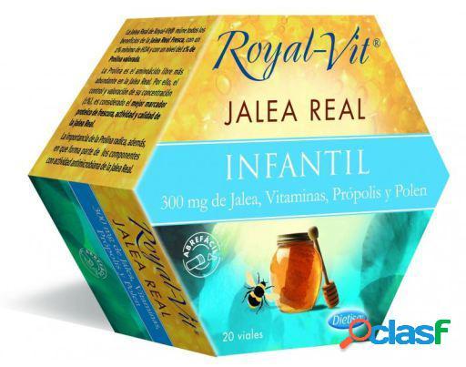 Dietisa Jalea Infantil Royal Vit 20 uds 20 Unidades