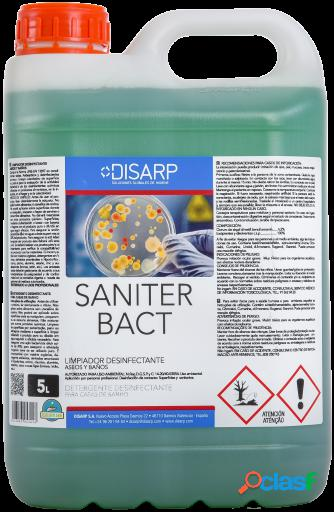 Disarp Saniter Bact 5L